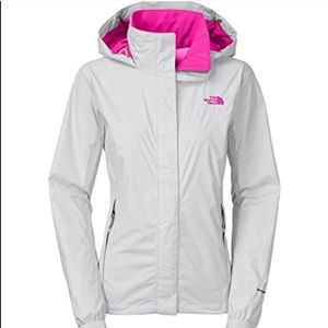 The North Face rain jacket!